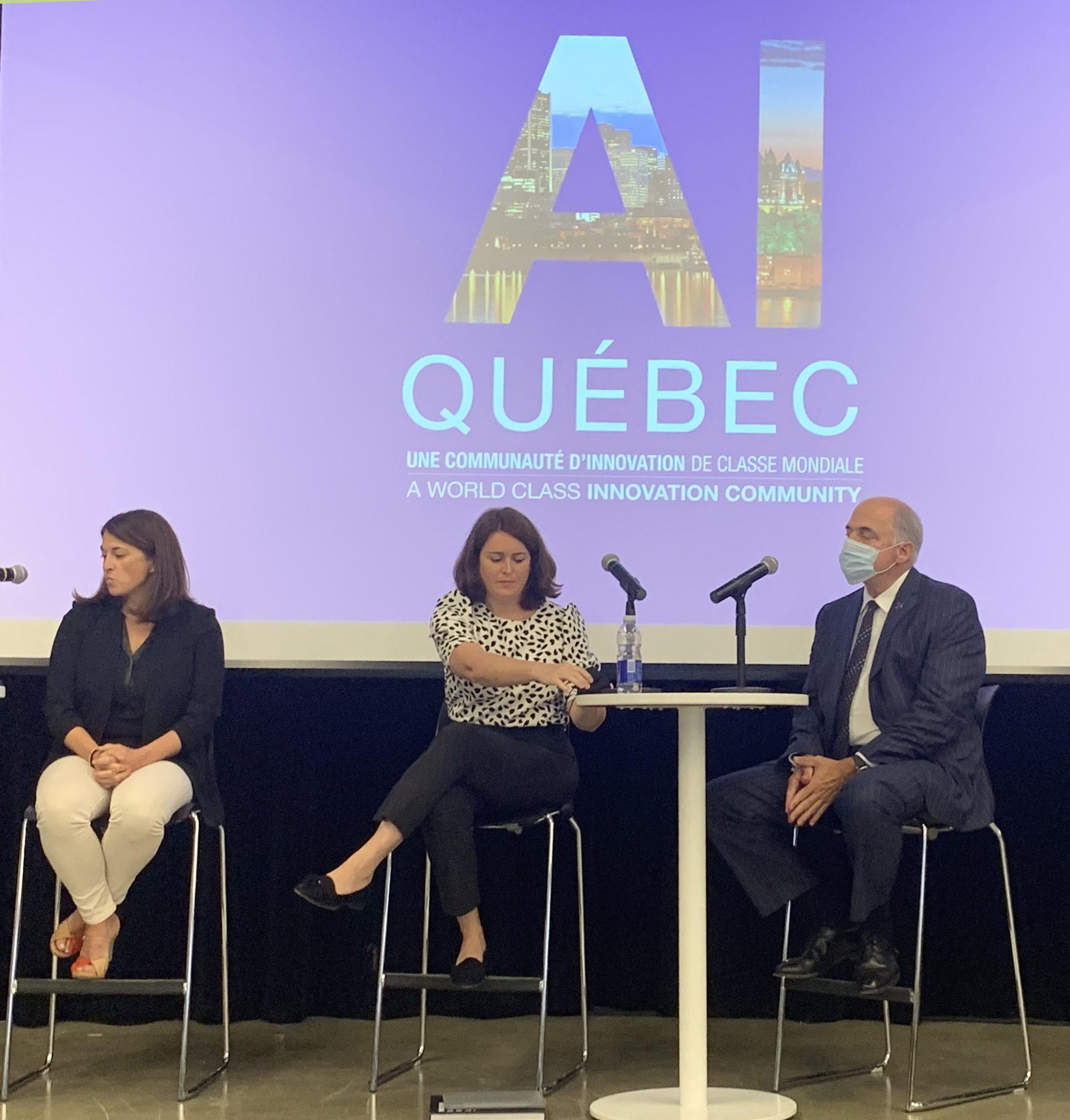 Lancement Ai Québec